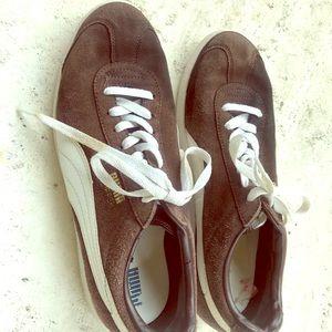 Vintage Style Sneakers